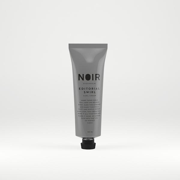 NOIR - Editorial Swirl - Curl Cream | Giesing Kappers