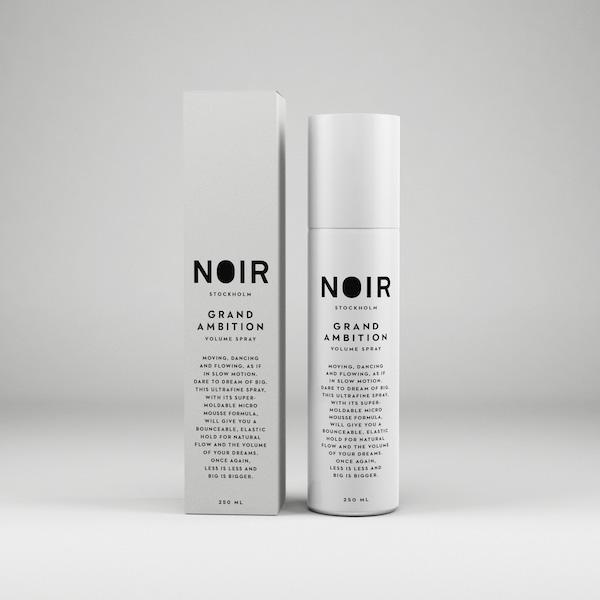 NOIR - Grand Ambition - Volume Spray | Giesing Kappers