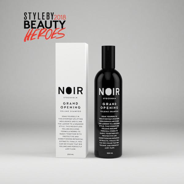 NOIR - Grand Opening shampoo | Giesing Kappers